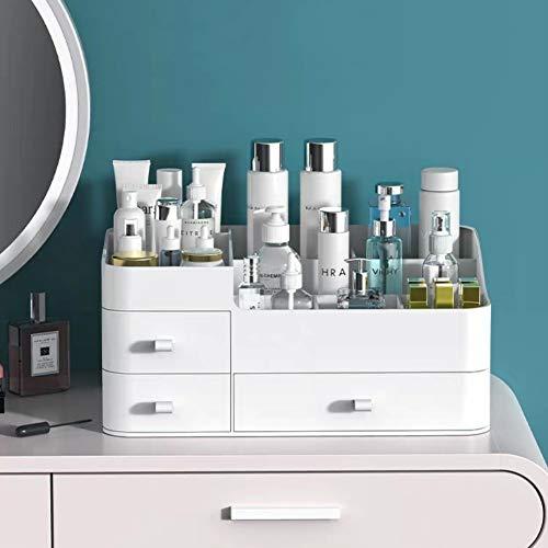 MIUOPUR Makeup Organizer for Vanity, Large Capacity