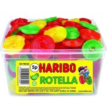 Haribo Rotella (120 Pieces) ()