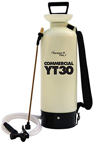 - Sprayers Plus YT30 Commercial Hand Held Compression Sprayer, 3 gal
