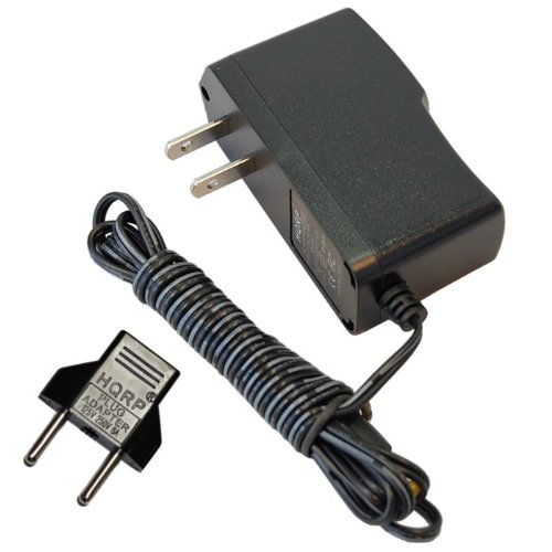 SAM ProKeys Sono 88 HQRP AC Adapter for M-Audio Oxygen 8 Portman 2x4//4x4s