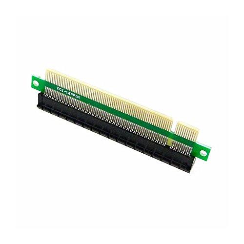 Riser PCI-E x16 pcie pci Express 16x Macho a Hembra Adaptador de ...