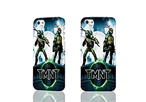 THYde TMNT Teenage Mutant Ninja Turtles D Rough Case Skin, fashion design image custom , durable hard D case cover for ipod Touch4 , Case New Design By Codystore ending