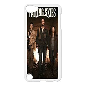Personalized iPod Touch 5 Case, Falling Skies quote DIY Phone Case