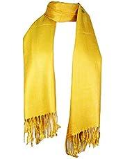 Tapp CollectionsTM Premium Pashmina Shawl Wrap Scarf