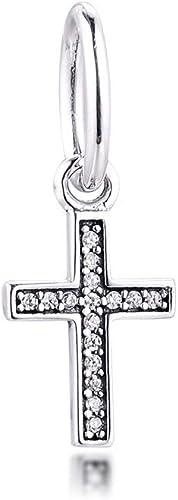 Bricolage Fit Pandora Bracelet 925 En Argent Sterling Étincelant ...