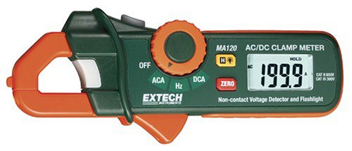 Extech MA120 Clamp Current Detector