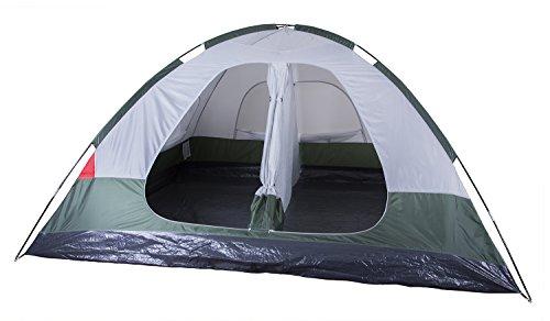 Stansport Grand 12 2-Room Tent, 10 x 12 -Feet,Green White