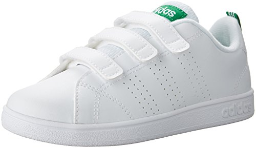 All White Kids Sneakers - 6