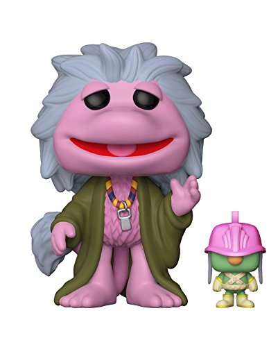 Funko-Pop-Television-Fraggle-Rock-Mokey-with-Doozer-Collectible-Toy