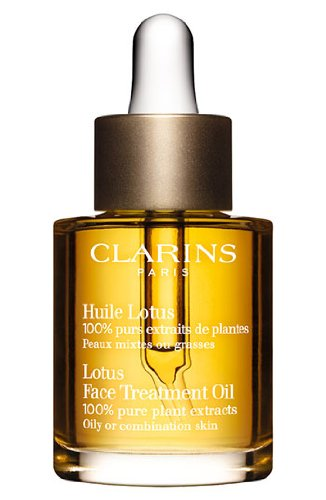 - Clarins by Clarins (WOMEN) Clarins-Face Treatment Oil - Lotus --30ml/1oz