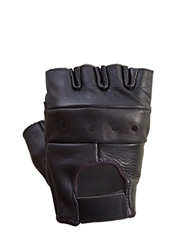 Half Finger Motorcycle Gloves - 8
