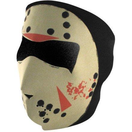 2014 Zan Headgear Glow Jason Neoprene Full Face Mask - Adult