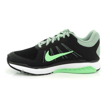 209dab65953e Nike Women s Dart 12 MSL Running Shoes 831539-005 Black Green  Amazon.in   Shoes   Handbags
