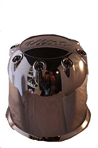 - Ultra Motorsports Chrome Custom Wheel Center Cap Set of 1 PN: 89-8125 JM C800903