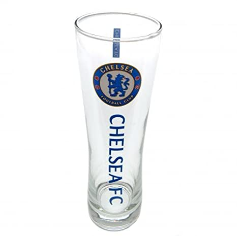 2 Pack Chelsea FC Official Football Gift Shot Glass Set