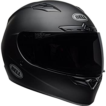 Bell Qualifier DLX MIPS Full-Face Motorcycle Helmet (Solid Matte Black, Large)