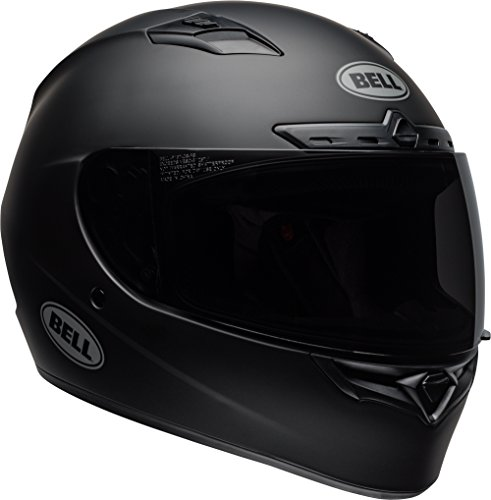 - Bell Qualifier DLX MIPS Full-Face Motorcycle Helmet (Matte Black, Large)