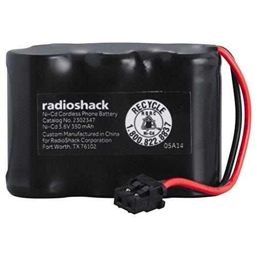 RadioShack Cordless Phone Battery - Catalog No. 2302347