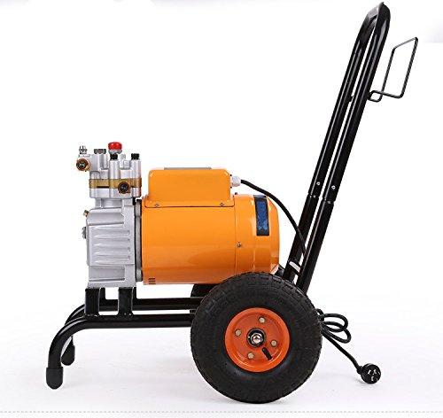 220V High Pressure Airless Sprayer Wall Paint Latex Airless Sprayer Paint Spraying Machine 16L 3000W