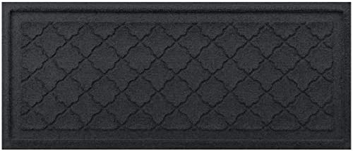 Aqua Shield Cordova Boot Tray Mat, 15 x 36 , Charcoal