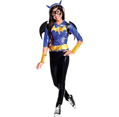 Rubie's Costume Kids DC Superhero Girls Deluxe Batgirl Costume, Small -