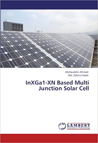 Buy Inxga1-Xn Based Multi Junction Solar Cell Book Online at Low