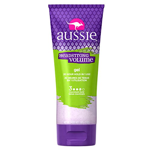 Aussie Aussome Volume Styling Gel, 7-Ounce Bottles (Pack of 4)