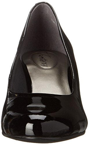 Patent Dress Black Candela Pump Women's Trotters YUwSq0g
