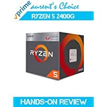 Review: AMD Ryzen 5 2400G: the review