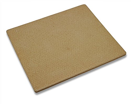Old Stone Oven Rectangular Pizza Stone, 14.5-Inch x 16.5-Inch (Pack of 2) by Old Stone Oven (Image #1)