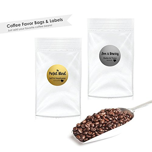 The Perfect Blend Coffee Wedding Favor (30 qty)