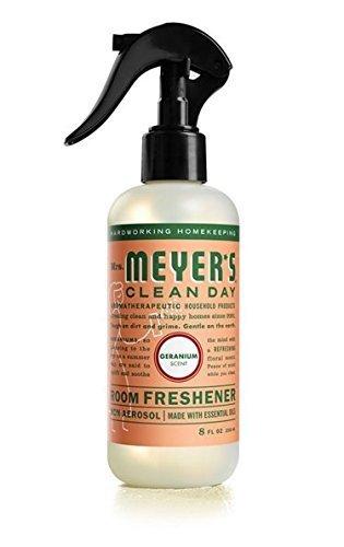 Mrs. Meyer's Clean Day Geranium Room Freshener -- 8 fl oz