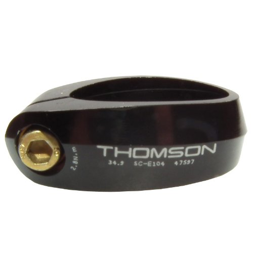 Thomson Post Clamp Seat Post Clamp Thom 29.8 Blk