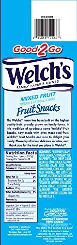 Welch's Fruit Snacks, Mixed, 0.9 Ounce, 80 Count - Pack 5 by Welch's (Image #3)