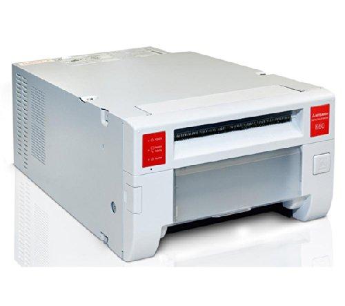 Sub Dye Printer - Mitsubishi CP-K60DW-S Eco-Value Dye-Sub Photo Printer