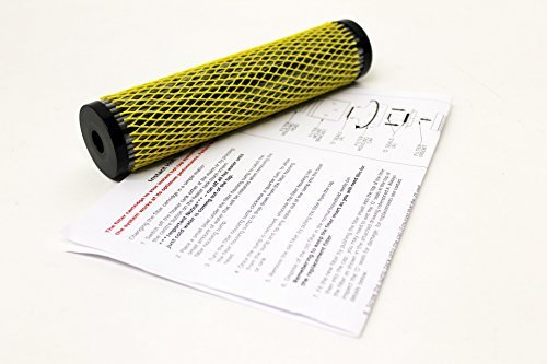 CDA 3-in-1 Instant Hot Water Tap Replacement Filter Cartridge To Fit Models TH100 TH100CH