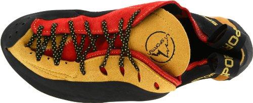 Shoe Yellow Grip2 Climbing 42 XS Red Sportiva La Vibram Testarossa APYFRH