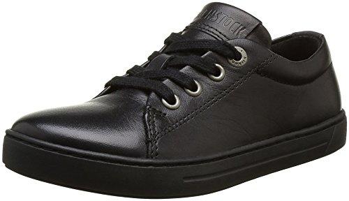 Birkenstock Arran, Zapatillas de Baloncesto Unisex Niños Negro (Black)