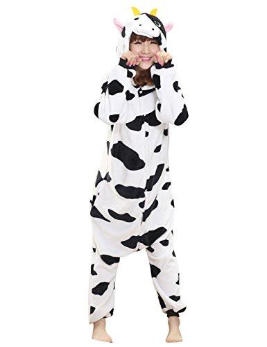 Cdress Adult Onesie Unisex Jumpsuit Costumes Animal Cosplay Pajamas Anime Cartoon One Piece S