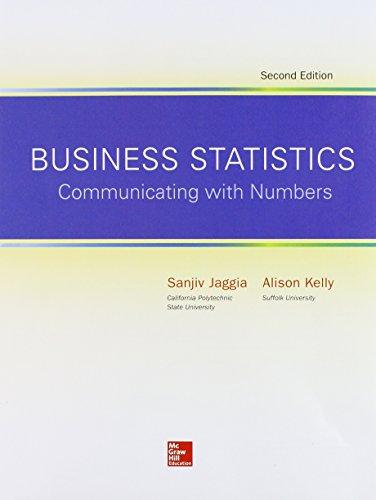 Business Statistics (Looseleaf)