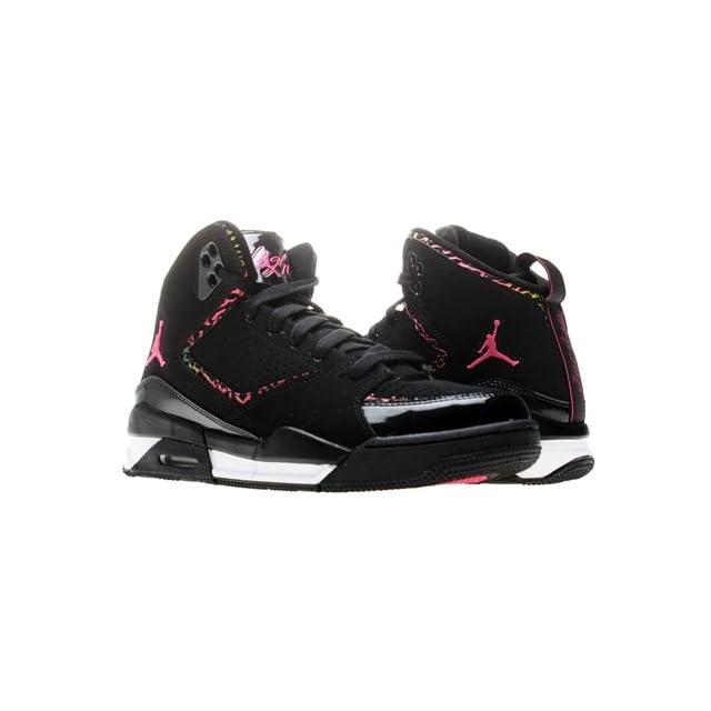 Nike Air Jordan SC 2 (GS) Girls Basketball Shoes 459856