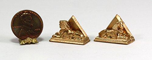 Dollhouse Miniature Egyptian Sphinx (Egyptian Sphinx Miniature)