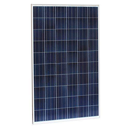 250W Panneau solaire pour caravane, camping-car, caravane, camping, bateau, yacht, réseau domestique ou hors réseau système solaire
