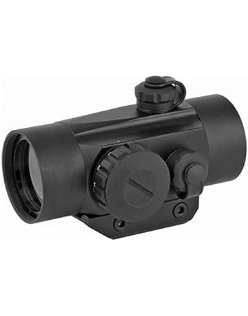 Negro Halten Steel QR Anillas para Visor 30 mm