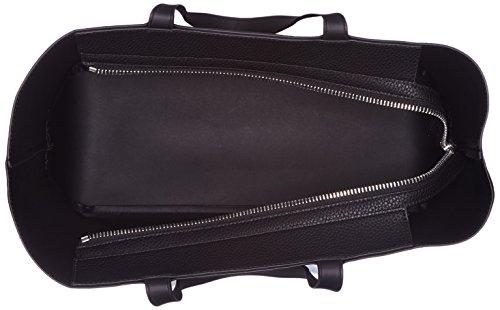 Black 001 woman bag LARGE SHOPPER K60K603790 KLEIN CALVIN EDIT hand zHPfg