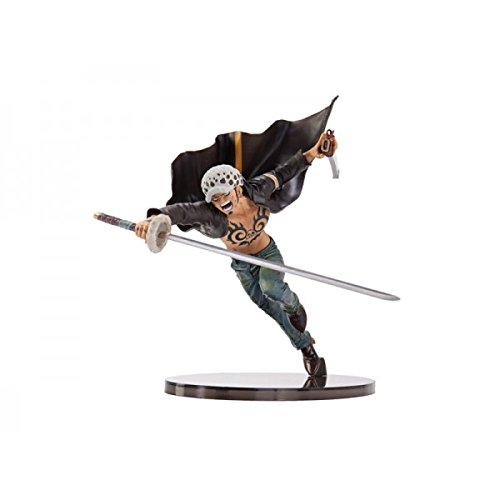 Banpresto One Piece 6-Inch Trafalgar Law Sculpture, Big Zoukeio Special