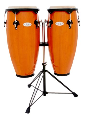 Toca 2300AMB Conga Drum, Amber