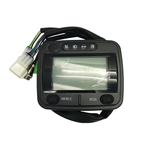 JA-ALL Digital Speedometer Meter Assy for Linhai Xingyue Buyang 300cc D300 G300 ATV