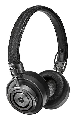 Master & Dynamic MH30 On Ear Headphone - Gunmetal by Master & Dynamic