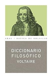 Diccionario filosófico par Voltaire
